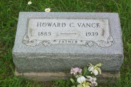 VANCE, HOWARD C. - Gallia County, Ohio | HOWARD C. VANCE - Ohio Gravestone Photos