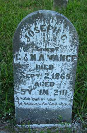 VANCE, JOSEPH  G. - Gallia County, Ohio | JOSEPH  G. VANCE - Ohio Gravestone Photos
