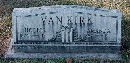 VANKIRK, AMANDA - Gallia County, Ohio | AMANDA VANKIRK - Ohio Gravestone Photos