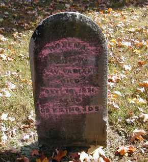 VARIAN, ROXENA - Gallia County, Ohio | ROXENA VARIAN - Ohio Gravestone Photos