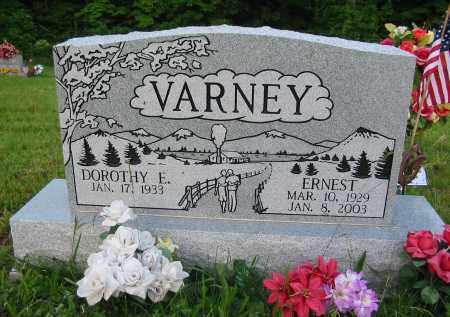VARNEY, ERNEST - Gallia County, Ohio | ERNEST VARNEY - Ohio Gravestone Photos