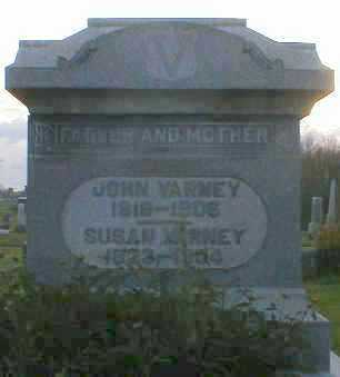 VARNEY, SUSAN - Gallia County, Ohio | SUSAN VARNEY - Ohio Gravestone Photos