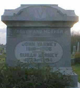 VARNEY, JOHN - Gallia County, Ohio | JOHN VARNEY - Ohio Gravestone Photos