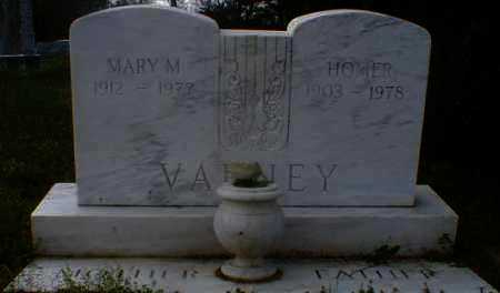 VARNEY, HOMER - Gallia County, Ohio | HOMER VARNEY - Ohio Gravestone Photos