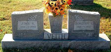 VEITH, DOROTHY L - Gallia County, Ohio | DOROTHY L VEITH - Ohio Gravestone Photos