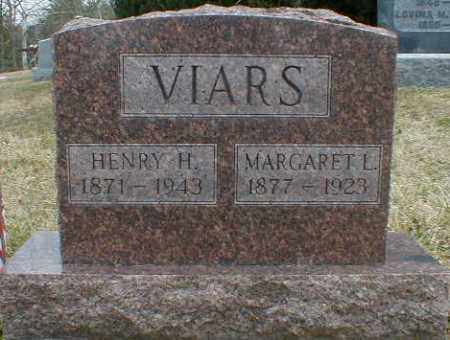 VIARS, MARGARET - Gallia County, Ohio | MARGARET VIARS - Ohio Gravestone Photos