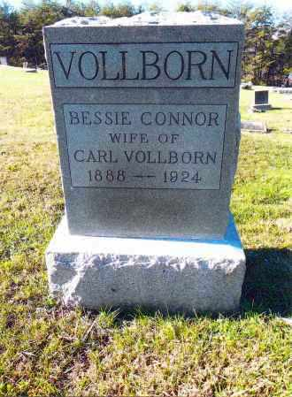 VOLLBORN, BESSIE - Gallia County, Ohio | BESSIE VOLLBORN - Ohio Gravestone Photos