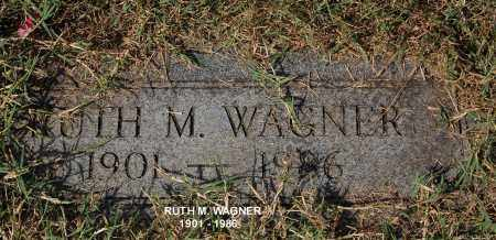 WAGNER, RUTH M - Gallia County, Ohio | RUTH M WAGNER - Ohio Gravestone Photos