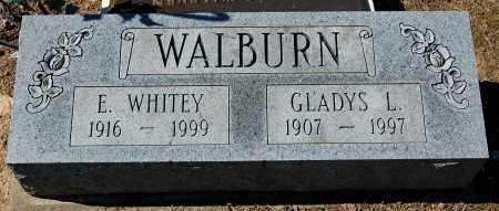 WALBURN, GLADYS L - Gallia County, Ohio | GLADYS L WALBURN - Ohio Gravestone Photos