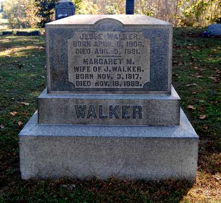 WALKER, JESSE - Gallia County, Ohio | JESSE WALKER - Ohio Gravestone Photos