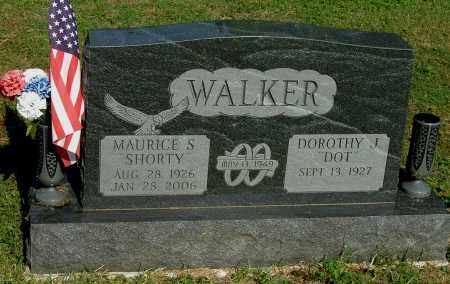 "WALKER, DOROTHY J ""DOT"" - Gallia County, Ohio 