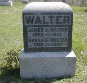 WALTER, JAMES - Gallia County, Ohio | JAMES WALTER - Ohio Gravestone Photos