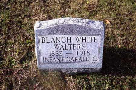 WHITE WALTERS, BLANCH - Gallia County, Ohio | BLANCH WHITE WALTERS - Ohio Gravestone Photos