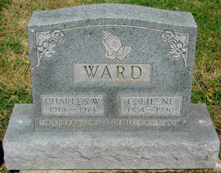 WARD, G. EILENE - Gallia County, Ohio | G. EILENE WARD - Ohio Gravestone Photos