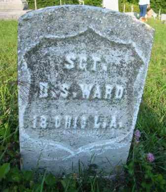 WARD, D.S. - Gallia County, Ohio | D.S. WARD - Ohio Gravestone Photos