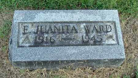 WARD, E JUANITA - Gallia County, Ohio | E JUANITA WARD - Ohio Gravestone Photos