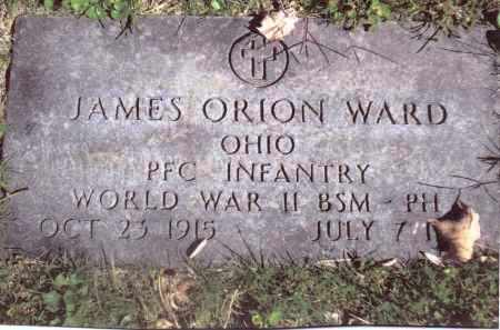 WARD, JAMES ORION - Gallia County, Ohio | JAMES ORION WARD - Ohio Gravestone Photos