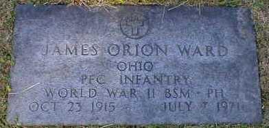 WARD, JAMES - Gallia County, Ohio | JAMES WARD - Ohio Gravestone Photos