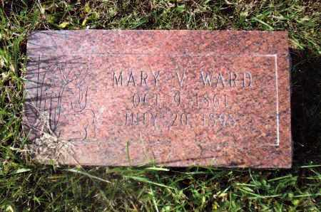 WARD, MARY - Gallia County, Ohio | MARY WARD - Ohio Gravestone Photos