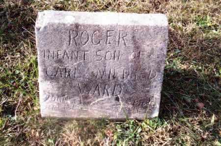 WARD, ROGER - Gallia County, Ohio | ROGER WARD - Ohio Gravestone Photos