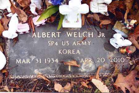WELCH, ALBERT - Gallia County, Ohio | ALBERT WELCH - Ohio Gravestone Photos