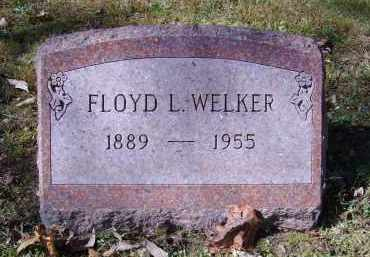 WELKER, FLOYD - Gallia County, Ohio | FLOYD WELKER - Ohio Gravestone Photos