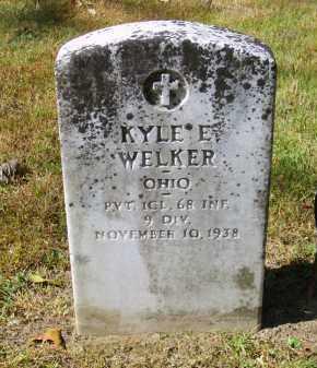 WELKER, KYLE - Gallia County, Ohio | KYLE WELKER - Ohio Gravestone Photos