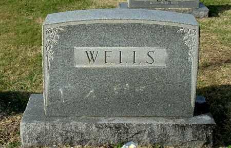 WELLS, FAMILY MONUMENT - Gallia County, Ohio | FAMILY MONUMENT WELLS - Ohio Gravestone Photos