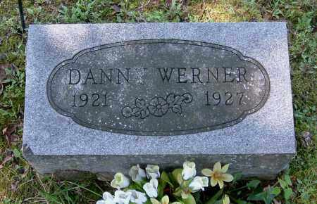 WERNER, DANNY - Gallia County, Ohio | DANNY WERNER - Ohio Gravestone Photos