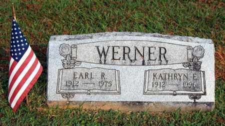 WERNER, KATHRYN E - Gallia County, Ohio | KATHRYN E WERNER - Ohio Gravestone Photos