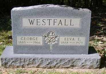 WESTFALL, GEORGE - Gallia County, Ohio | GEORGE WESTFALL - Ohio Gravestone Photos