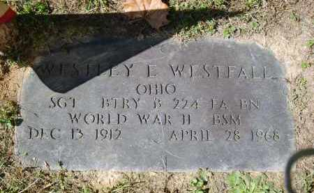 WESTFALL, WESTLEY - Gallia County, Ohio | WESTLEY WESTFALL - Ohio Gravestone Photos