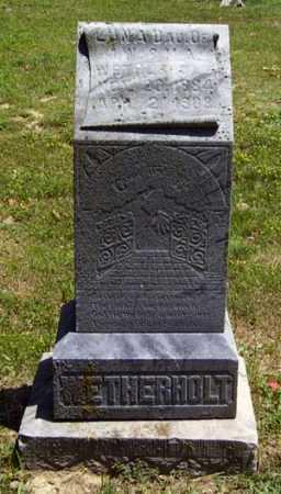WETHERHOLT, LUNA - Gallia County, Ohio   LUNA WETHERHOLT - Ohio Gravestone Photos