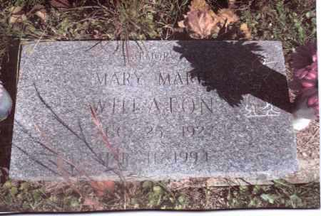 WHEATON, MARY MARIE - Gallia County, Ohio | MARY MARIE WHEATON - Ohio Gravestone Photos