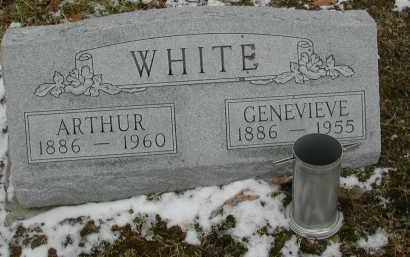 WHITE, GENEVIEVE - Gallia County, Ohio | GENEVIEVE WHITE - Ohio Gravestone Photos