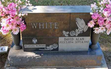 WHITE, DAVID ALAN - Gallia County, Ohio | DAVID ALAN WHITE - Ohio Gravestone Photos