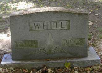 WHITE, ELLA - Gallia County, Ohio | ELLA WHITE - Ohio Gravestone Photos
