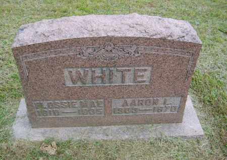 WHITE, AARON - Gallia County, Ohio | AARON WHITE - Ohio Gravestone Photos