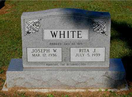 WHITE, JOSEPH W - Gallia County, Ohio | JOSEPH W WHITE - Ohio Gravestone Photos