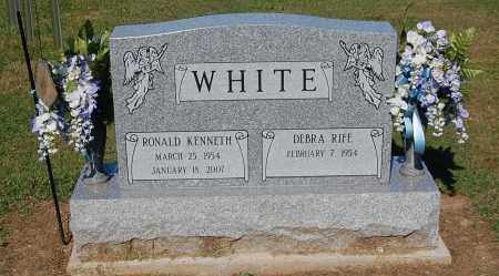 WHITE, RONALD KENNETH - Gallia County, Ohio | RONALD KENNETH WHITE - Ohio Gravestone Photos