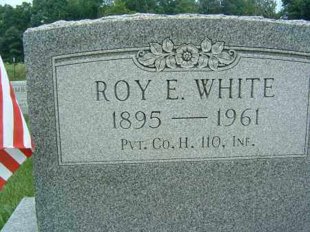 WHITE, ROY F. - Gallia County, Ohio | ROY F. WHITE - Ohio Gravestone Photos