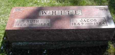 WHITE, RUTH - Gallia County, Ohio | RUTH WHITE - Ohio Gravestone Photos