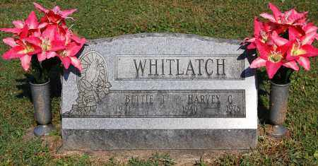 WHITLATCH, BETTIE J - Gallia County, Ohio | BETTIE J WHITLATCH - Ohio Gravestone Photos