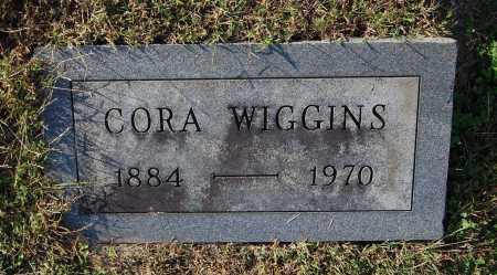 WIGGINS, CORA - Gallia County, Ohio | CORA WIGGINS - Ohio Gravestone Photos