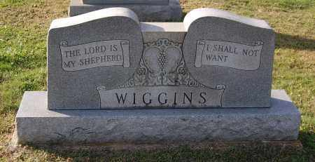 WIGGINS, FAMILY MONUMENT - Gallia County, Ohio | FAMILY MONUMENT WIGGINS - Ohio Gravestone Photos