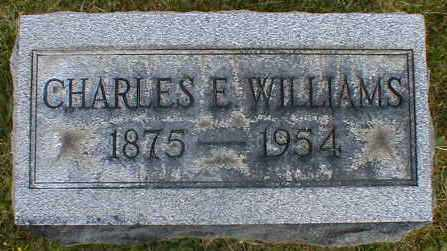 WILLIAMS, CHARLES - Gallia County, Ohio | CHARLES WILLIAMS - Ohio Gravestone Photos
