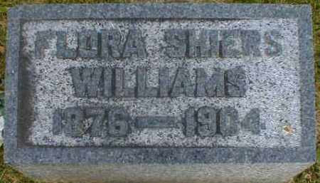 WILLIAMS, FLORA - Gallia County, Ohio | FLORA WILLIAMS - Ohio Gravestone Photos