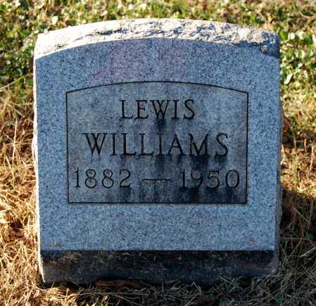 WILLIAMS, LEWIS - Gallia County, Ohio | LEWIS WILLIAMS - Ohio Gravestone Photos