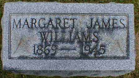 WILLIAMS, MARGARET - Gallia County, Ohio | MARGARET WILLIAMS - Ohio Gravestone Photos