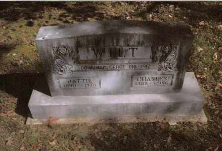 WILT, HATTIE - Gallia County, Ohio | HATTIE WILT - Ohio Gravestone Photos